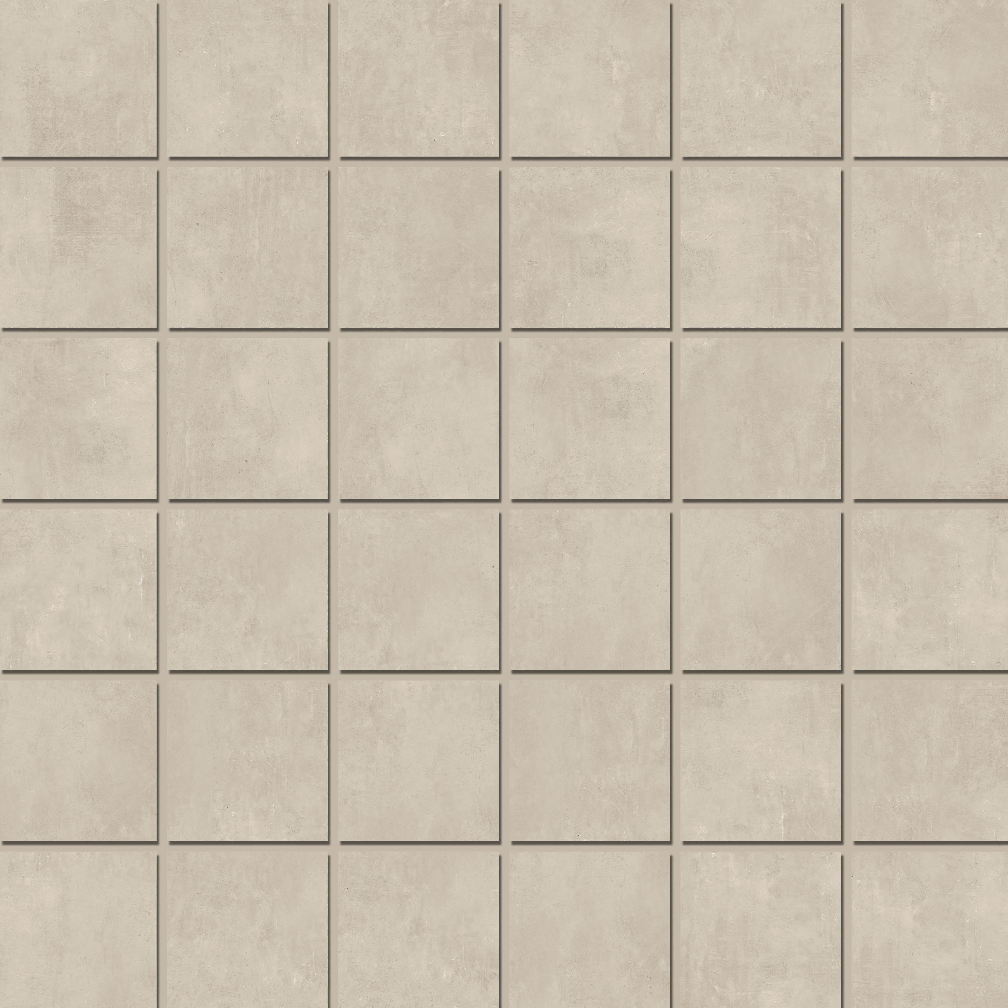Mosaic 4,7x4,7 Sand