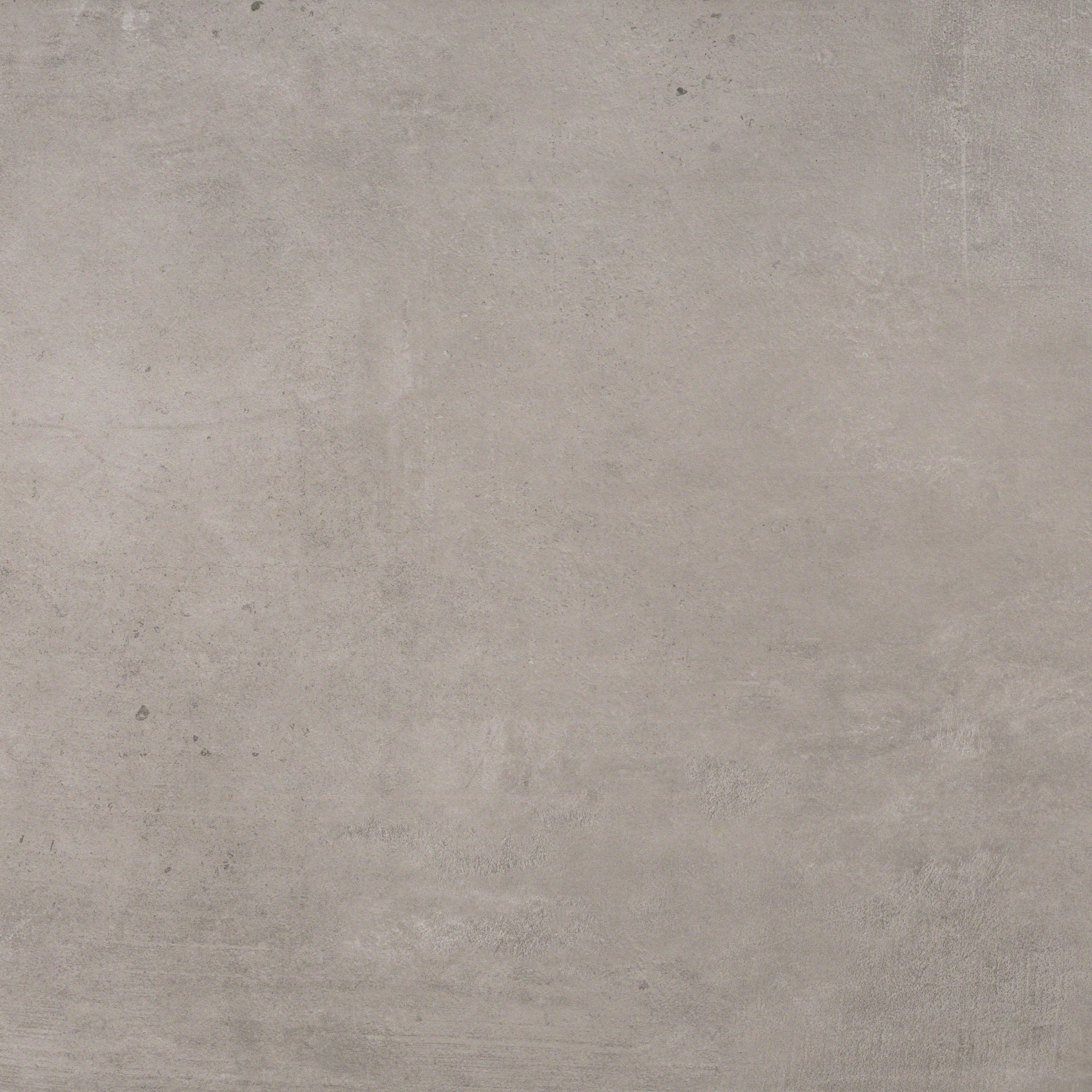 grau Betonfliese, grey concrete effect tile 60x60