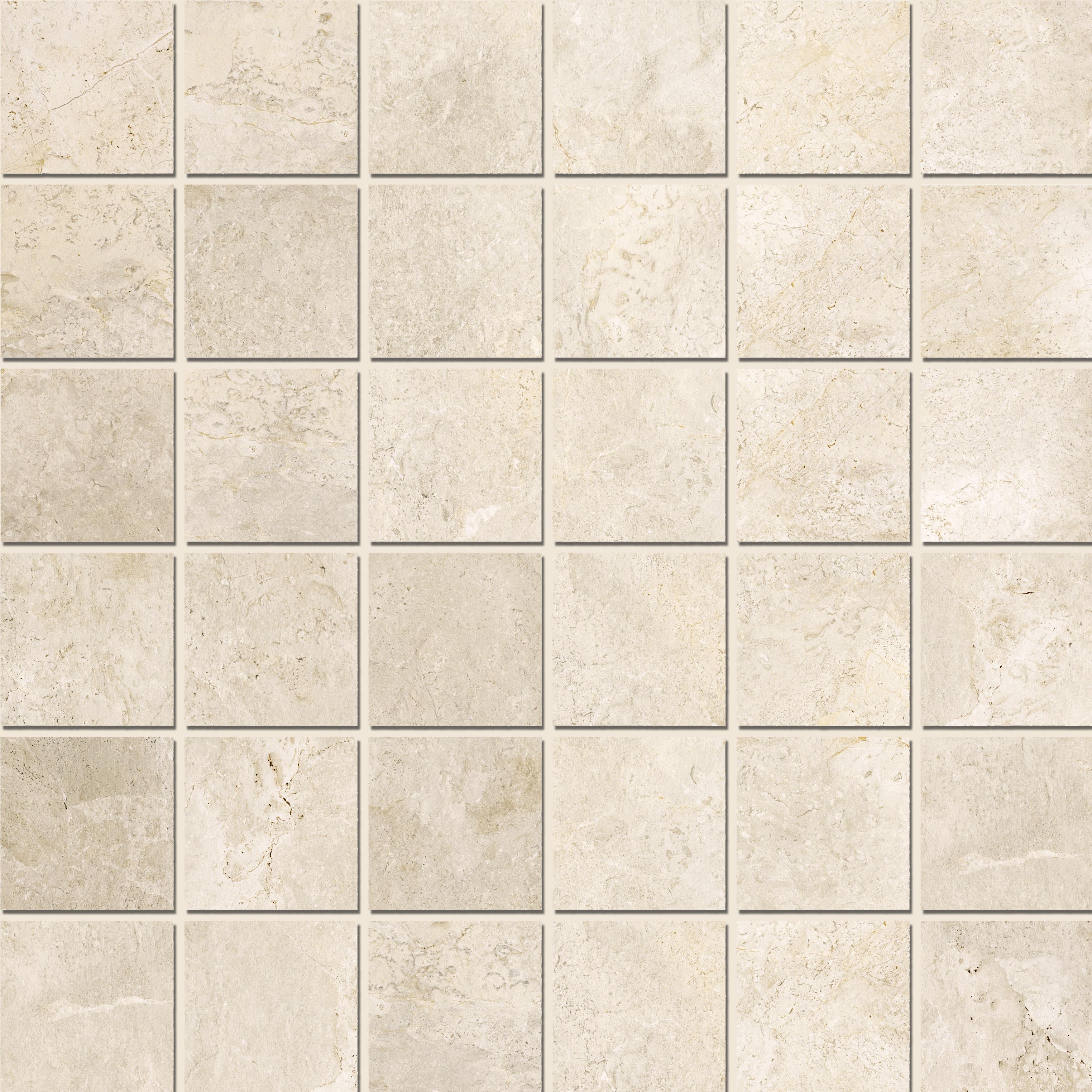 Mosaic 4,7x4,7 Noble Beige