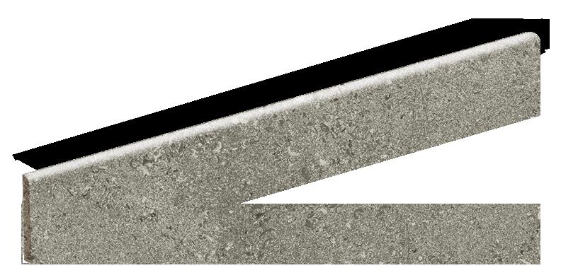 grau Sockel, grey skirting