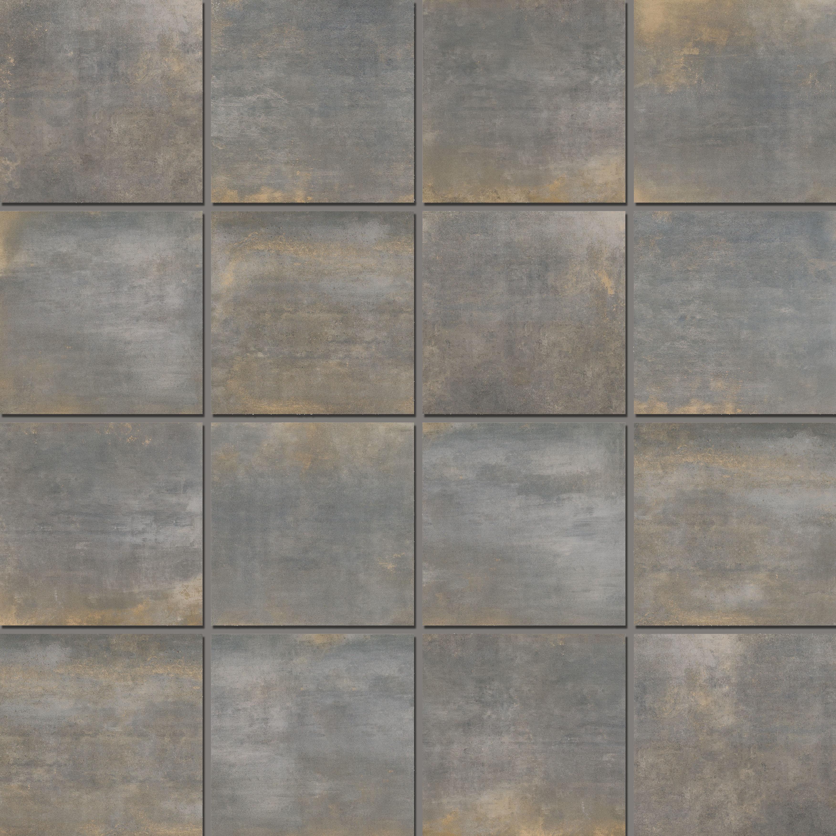 Mosaic 7,2x7,2 Shabby Grey