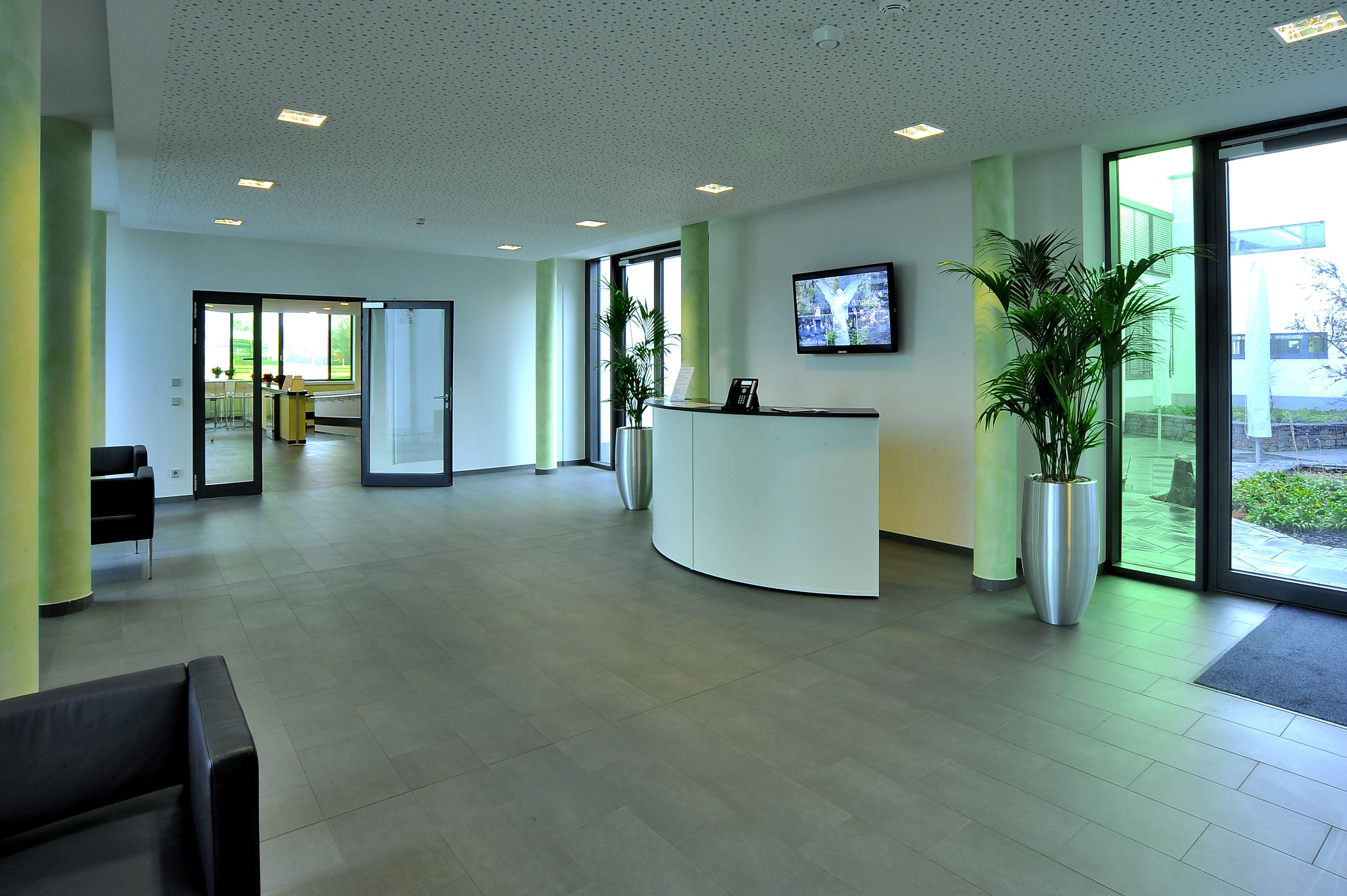 Verwaltungsgebäude Wirtschaftsgebäude Zentralklärwerk
