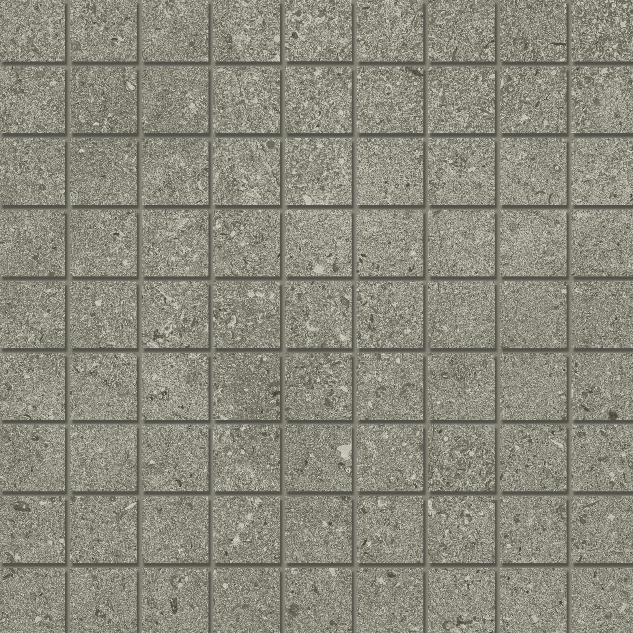 grau Mosaik, grey mosaic 30x30